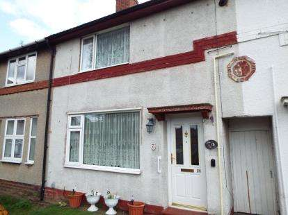 3 Bedrooms Terraced House for sale in Whiston Grove, Weoley Castle, Birmingham, West Midlands