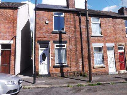 2 Bedrooms Terraced House for sale in Belmont Street, Rotherham, South Yorkshire