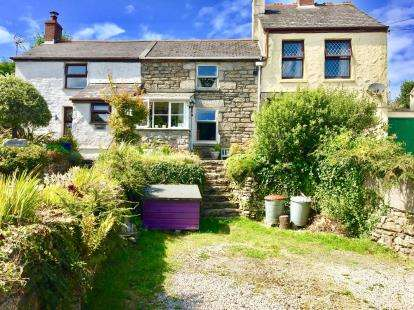 2 Bedrooms Terraced House for sale in Stithians, Truro, Cornwall