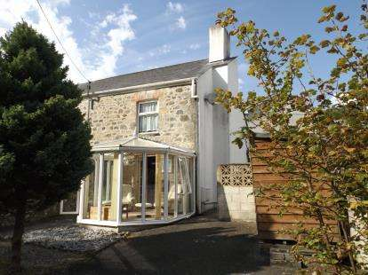 2 Bedrooms End Of Terrace House for sale in St.Austell, Cornwall