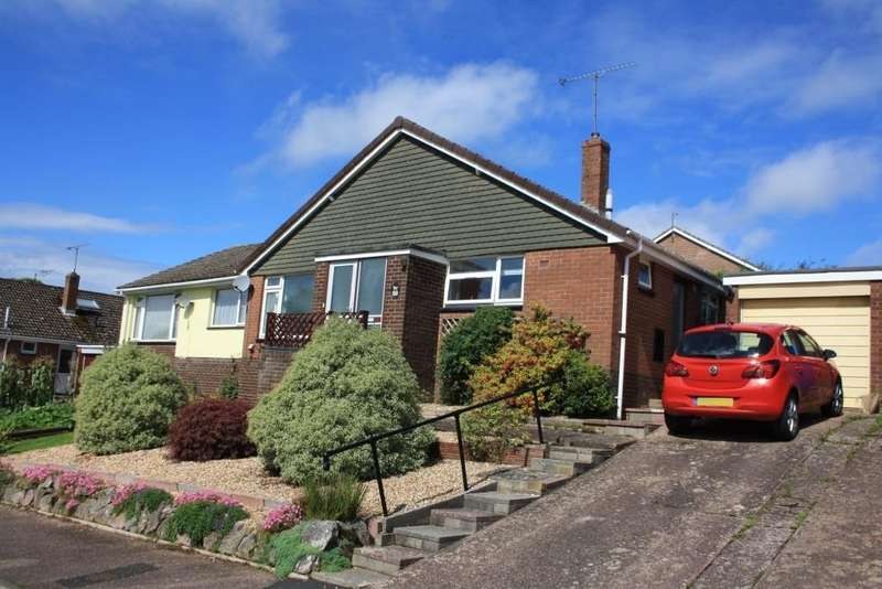 3 Bedrooms Semi Detached Bungalow for sale in Raleigh Road, Ottery St Mary