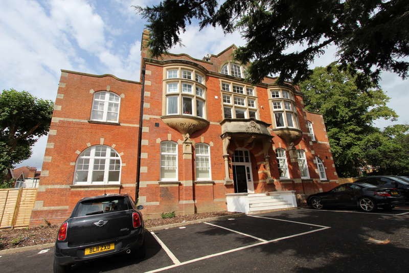 2 Bedrooms Flat for sale in Former Registry Office, Coombe Road