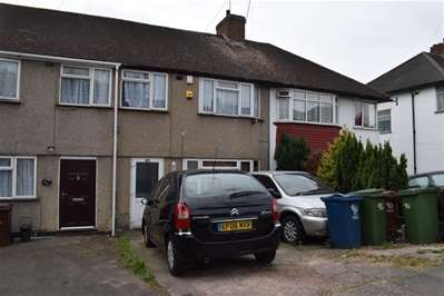 3 Bedrooms Terraced House for sale in Long Elmes, Harrow Weald