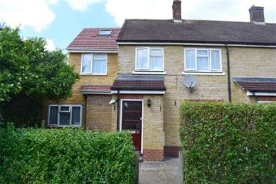 4 Bedrooms Terraced House for sale in Carmelite Walk, Harrow Weald