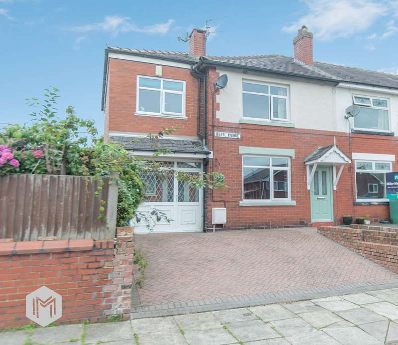 4 Bedrooms End Of Terrace House for sale in Beryl Avenue, Tottington, Bury, BL8