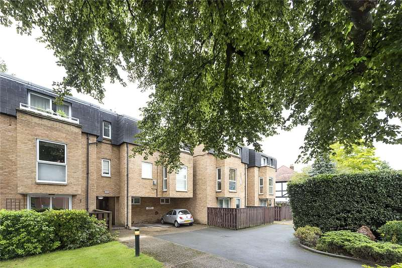 1 Bedroom Flat for sale in Blakeney House, 51 Twickenham Road, Teddington, TW11