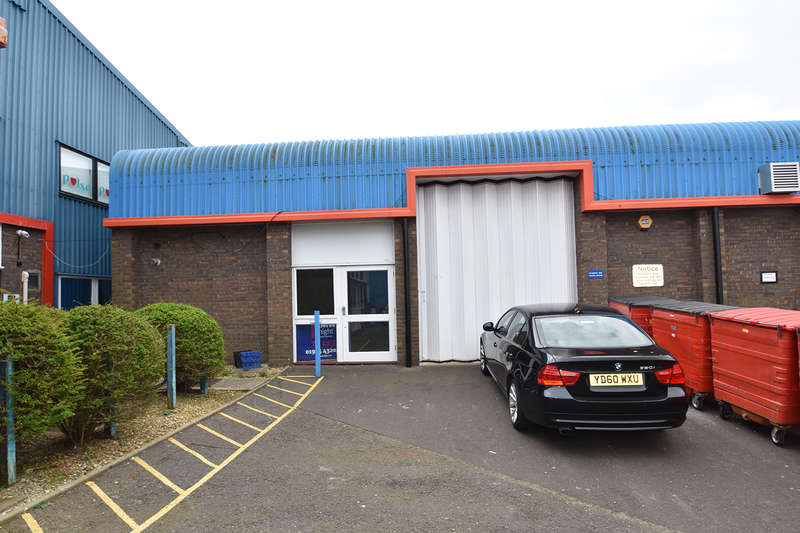 Warehouse Commercial for rent in Unit 2, 5b Surrey Close, Granby Industrial Estate, Weymouth, DT4 9GD