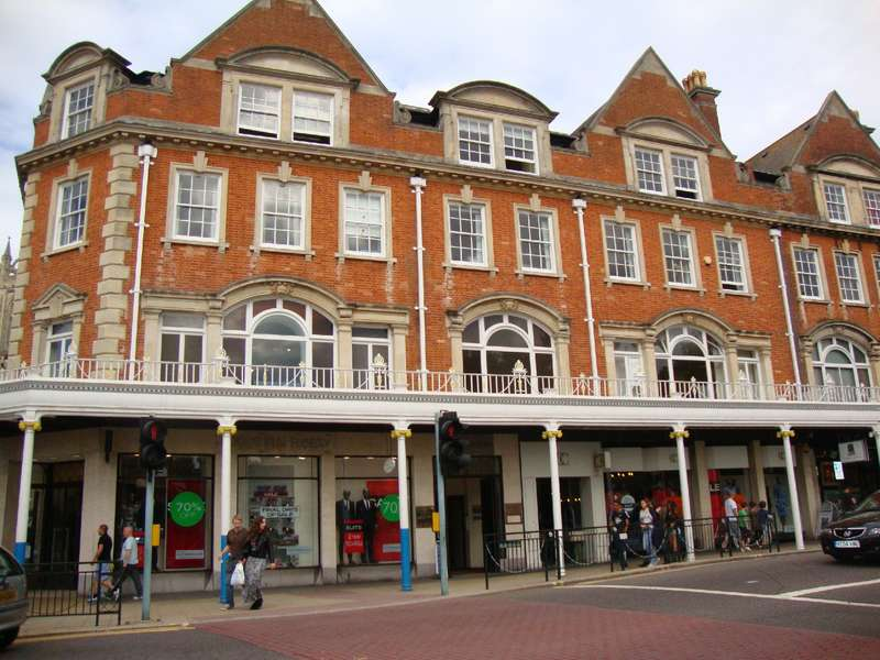 Office Commercial for rent in 3rd Floor, Colonnade House, 3 Westover Road, Bournemouth, BH1 2BY