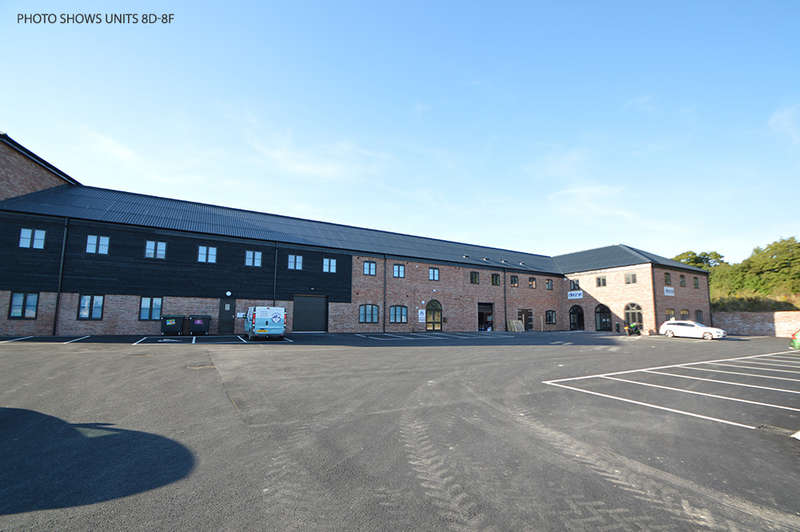 Warehouse Commercial for sale in Unit 9, Parkway Farm Business Park Phase II, Poundbury, Dorchester, DT1 3AR