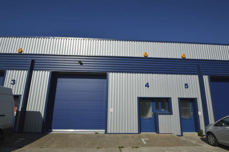 Warehouse Commercial for rent in Unit 4 Holland Business Park, Holland Way, Blandford Forum, DT11 7RU
