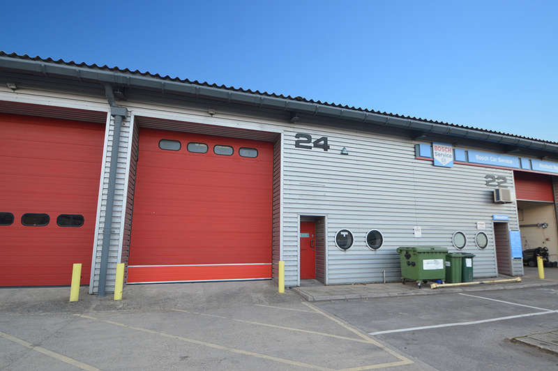 Warehouse Commercial for rent in Unit 24 Holton Road, Holton Heath Industrial Estate, Poole, BH16 6LN