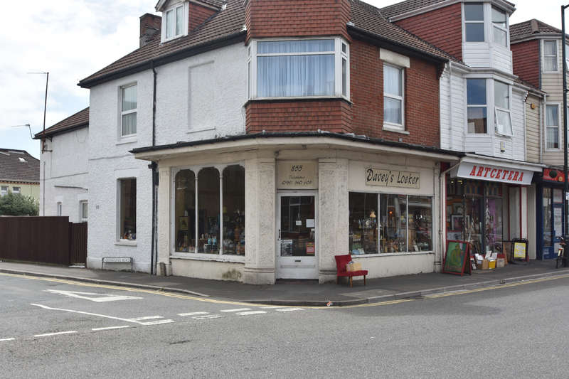 Shop Commercial for rent in 855 Christchurch Road, Pokesdown, Bournemouth, Dorset BH7 6AR