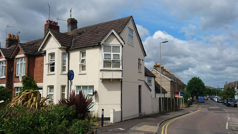 Block Of Apartments Flat for sale in POOLE, Dorset