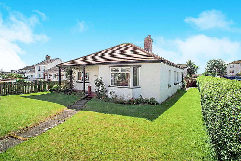 2 Bedrooms Detached Bungalow for sale in Holmsdale Wigton Road, Silloth, Wigton, CA7