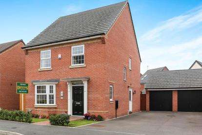 4 Bedrooms Detached House for sale in Amelia Crescent, Coventry, West Midlands