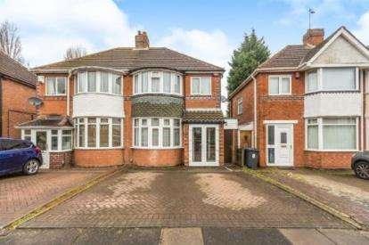 3 Bedrooms Semi Detached House for sale in Cramlington Road, Great Barr, Birmingham, West Midlands