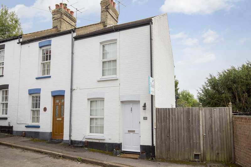 2 Bedrooms End Of Terrace House for sale in New Street, Berkhamsted