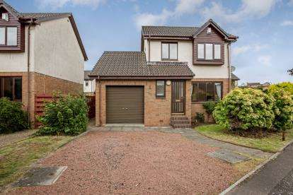 3 Bedrooms Detached House for sale in Overmills Crescent, Ayr