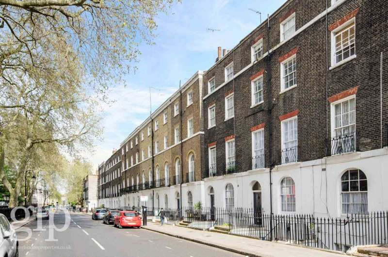 2 Bedrooms Flat for sale in Regent Square, London, WC1H