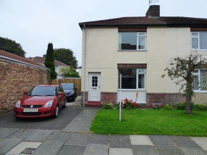 2 Bedrooms Semi Detached House for sale in Sinclair Gardens, Seaton Delaval, Whitley Bay, Tyne and Wear, NE25