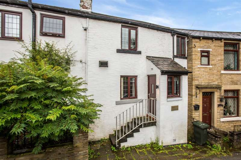 2 Bedrooms Terraced House for sale in Ealees Road, Littleborough, OL15 0HQ