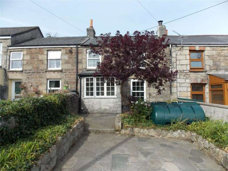 3 Bedrooms Terraced House for sale in Lanner Hill, Lanner, Redruth