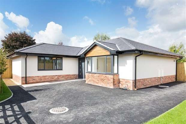 3 Bedrooms Detached Bungalow for sale in Hillwood Lane, Warminster