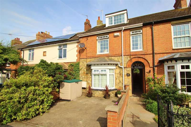 4 Bedrooms Semi Detached House for sale in Vicarage Lane, Steeple Claydon