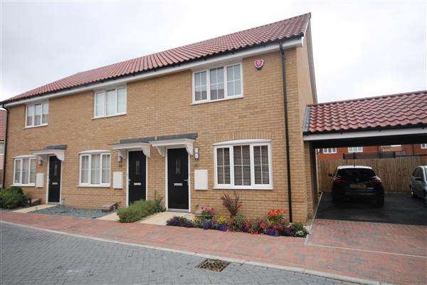 2 Bedrooms House for sale in Nicholls Way, Clacton on Sea