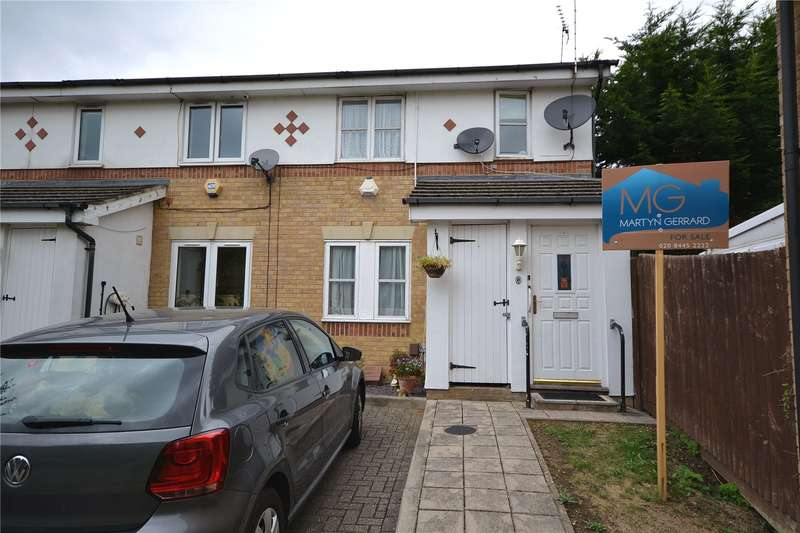 3 Bedrooms End Of Terrace House for sale in Kirkby Close, Friern Barnet, London, N11