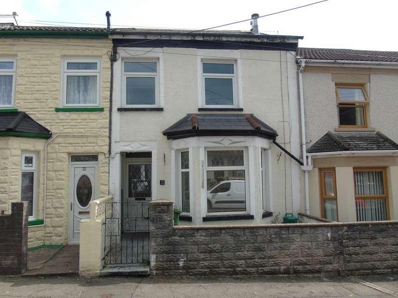3 Bedrooms Property for sale in Kingsland Terrace, Pontypridd