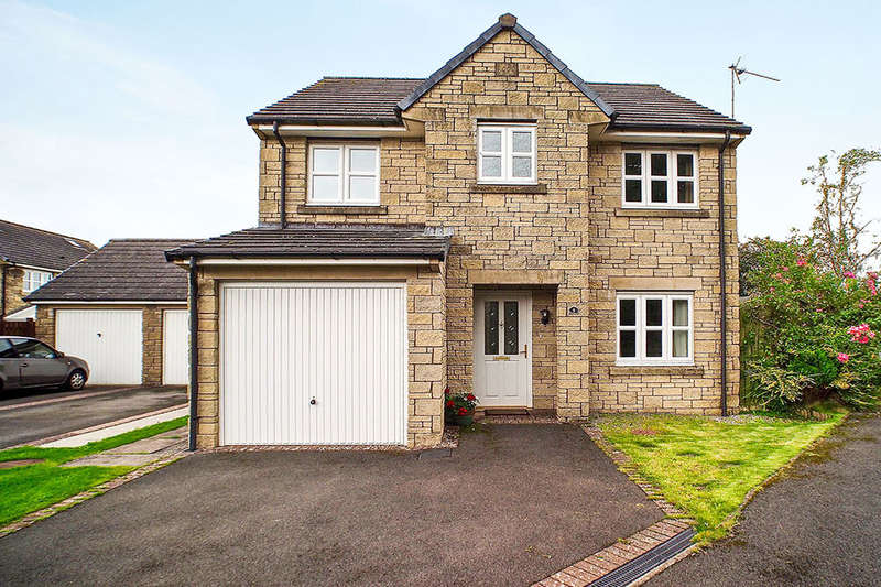 4 Bedrooms Detached House for sale in Sycamore Garth, Little Clifton, Workington, CA14