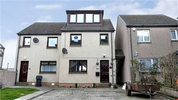 3 Bedrooms Semi Detached House for sale in Cooperage Court, Stonehaven, Aberdeenshire
