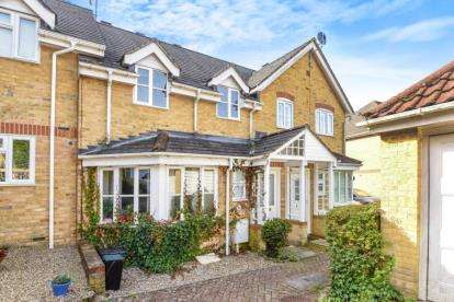 3 Bedrooms Terraced House for sale in Foxwood Grove, Pratts Bottom, Orpington
