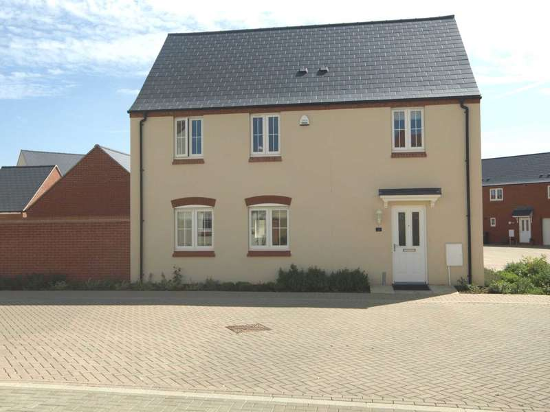 4 Bedrooms Detached House for sale in Fontwell Road, Bicester