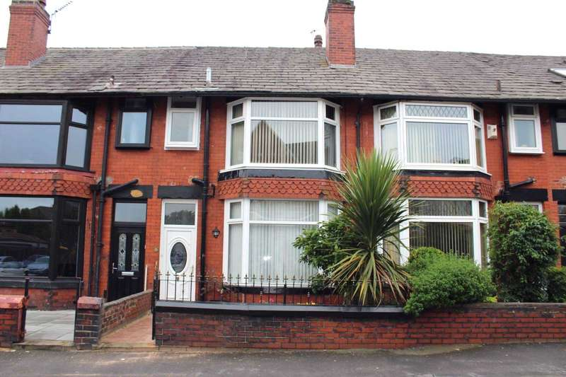 3 Bedrooms Terraced House for sale in Ashworth Lane, Astley Bridge