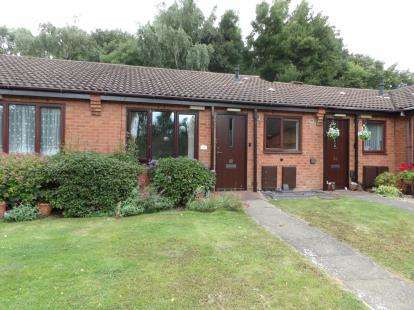 2 Bedrooms Retirement Property for sale in Delisle Court, Loughborough, Leicestershire
