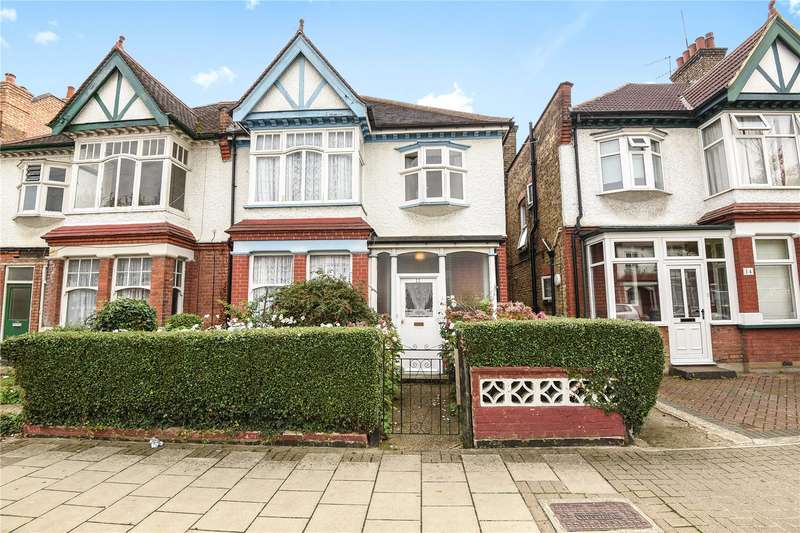3 Bedrooms Semi Detached House for sale in Nibthwaite Road, Harrow, Middlesex, HA1