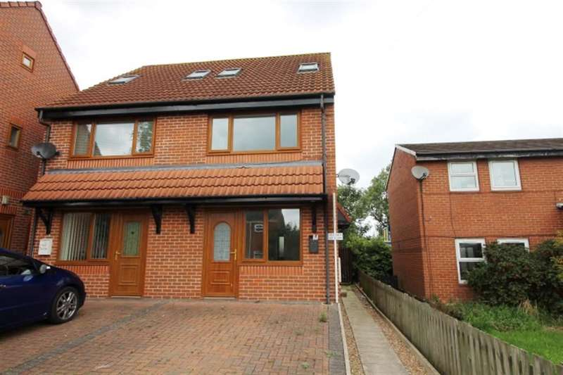 3 Bedrooms Semi Detached House for sale in Wayside, Leeds & Bradford Road, Stanningley, LS28 6PE