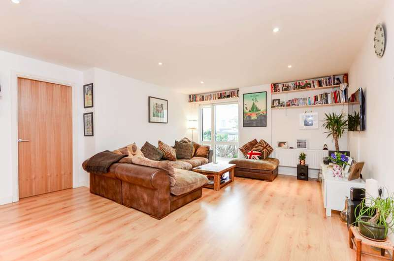 2 Bedrooms Flat for sale in Perry Vale, Forest Hill, SE23