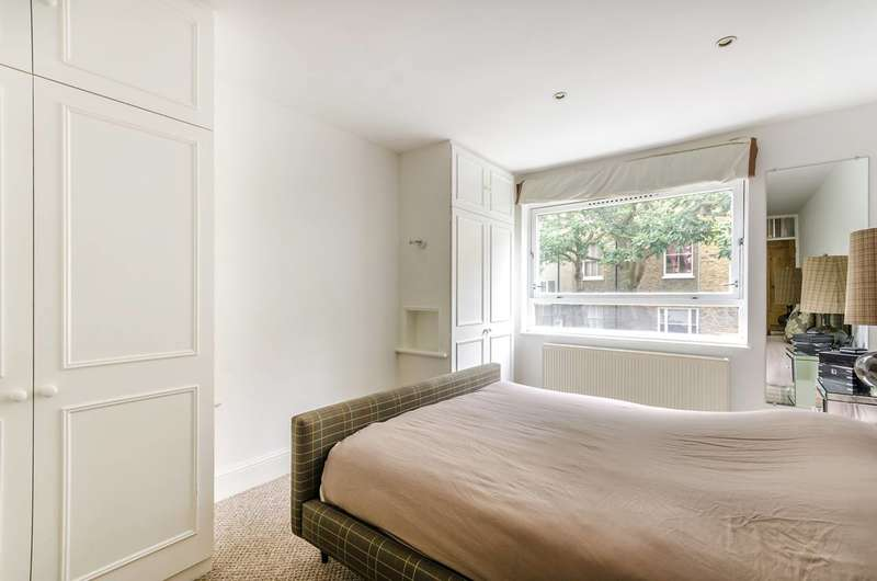 2 Bedrooms Flat for sale in Eardley Crescent, Earls Court, SW5