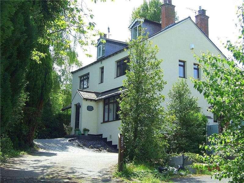 5 Bedrooms Detached House for sale in 245, Duffield Road, Derby, Derbyshire, DE22 1ET