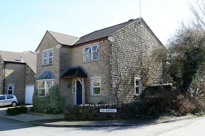 4 Bedrooms Detached House for sale in The Ridings, Keighley, West Yorkshire, BD20