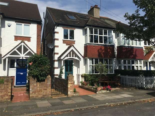 5 Bedrooms Semi Detached House for sale in West Park Avenue, Richmond