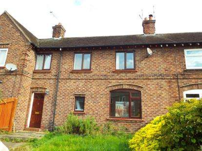3 Bedrooms Terraced House for sale in Westward Road, Boughton, Cheshire, CH3