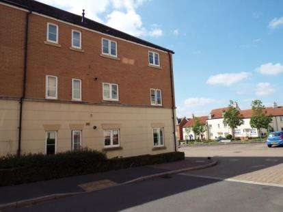 2 Bedrooms Flat for sale in Frankel Avenue, Swindon, Wiltshire