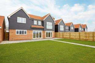 5 Bedrooms Detached House for sale in Farthings Wood Rise, Calcott, Canterbury, Kent