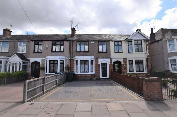 3 Bedrooms Terraced House for sale in Norman Place Road, Coundon, Coventry, CV6