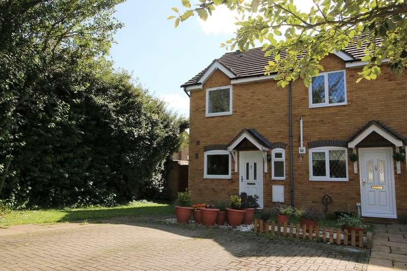 2 Bedrooms End Of Terrace House for sale in Inglewood Drive, Hatch Warren, Basingstoke, RG22