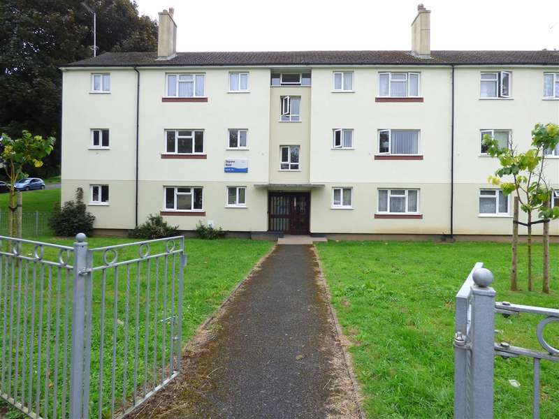 2 Bedrooms Apartment Flat for sale in Segrave Road, Plymouth